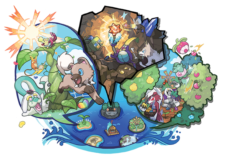 Illustration for article titled What You Need To Know About Pokémon Sun and Moon's First Global Event