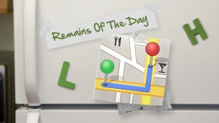 Illustration for article titled Remains of the Day: Nook Tablets Get a Maps App