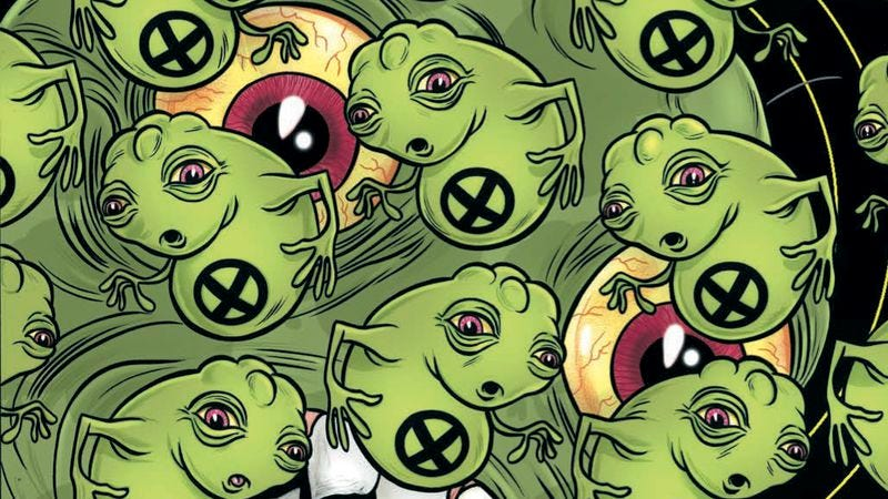 Illustration for article titled Exclusive Marvel preview: All-New Doop #4 presents a crisis of infinite Doops