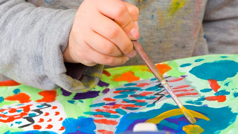 Illustration for article titled Create a Private Instagram Account for Your Kids' Artwork