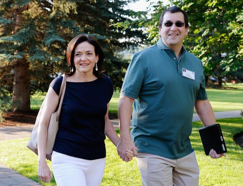 Illustration for article titled David Goldberg, Husband of Sheryl Sandberg, Passes Away