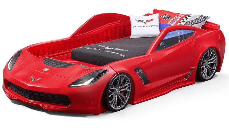 Illustration for article titled Buy Your Kid a Corvette Z06 Before They Even Have Their License