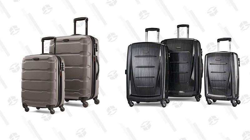Samsonite Luggage Sets | Amazon