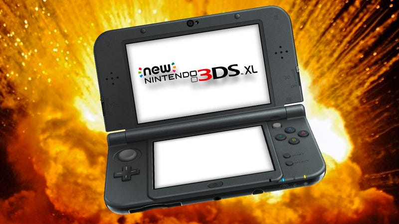 """Illustration for article titled So My New """"NEW 3DS"""" Comes in Tomorrow, What Games Should I Buy?"""