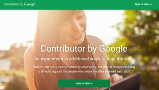 Illustration for article titled Google Contributor is now open to all, sorta! (U.S. only for now)