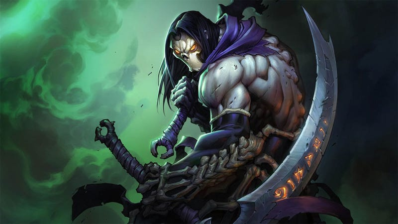 Illustration for article titled Darksiders' Creators Want To Buy The Series Back