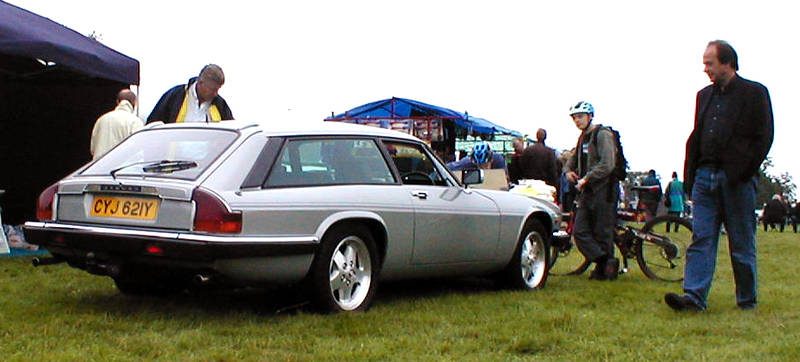 Illustration for article titled The Ultimate Coachbuilt Jaguar Shooting Brake Can Be Yours Now