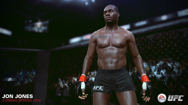Illustration for article titled EA Sports UFC Offers the First Glimpses Inside the Game