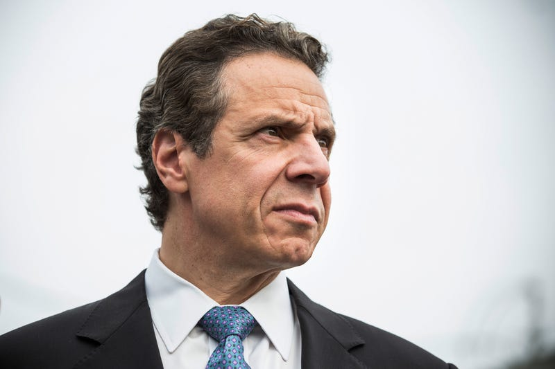 New York Gov. Andrew Cuomo in 2014Andrew Burton/Getty Images