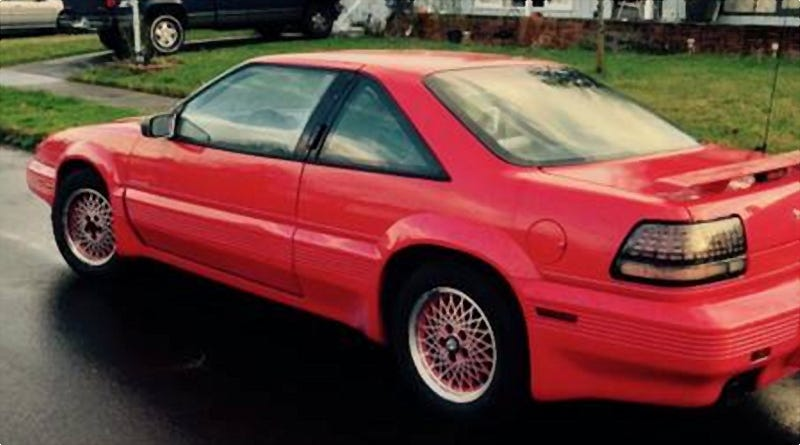 Illustration for article titled For $1,900, This 1992 Pontiac Grand Prix Could Be a Grand Prize.