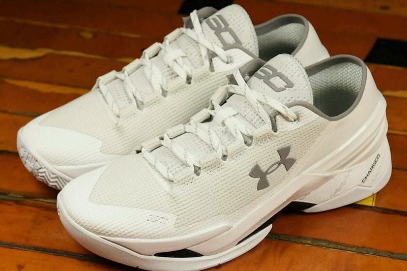 Stephen Curry's new Under Armour sneakersUnder Armour