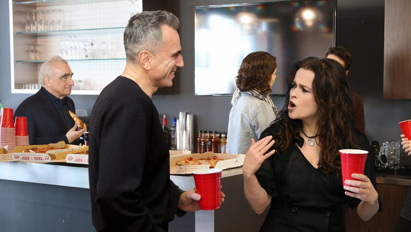 Delicieux Academy Honors Retiring Daniel Day Lewis With Small Farewell Happy Hour In  Dolby Theatre Kitchen