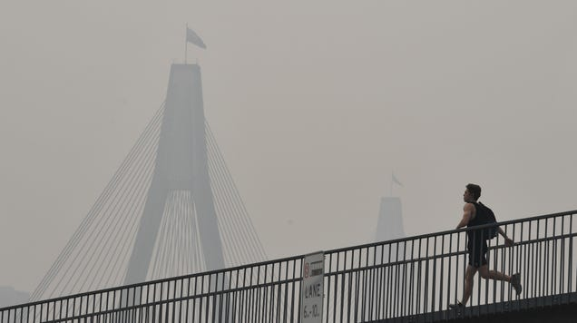 Sydney Is Choking on the Most Toxic Air on Earth