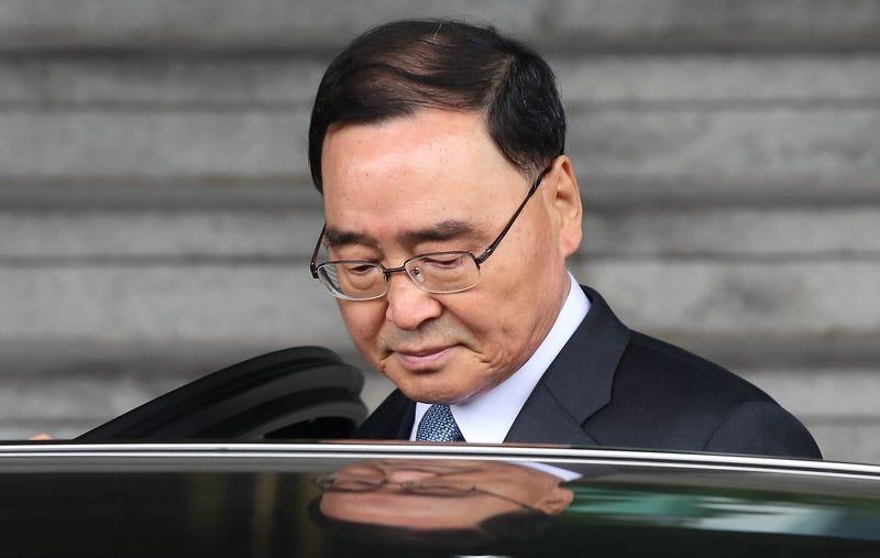 Illustration for article titled Lemondott a dél-koreai miniszterelnök a szöuli kompbaleset miatt