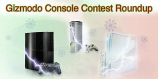 Illustration for article titled Console Sweepstakes Roundup