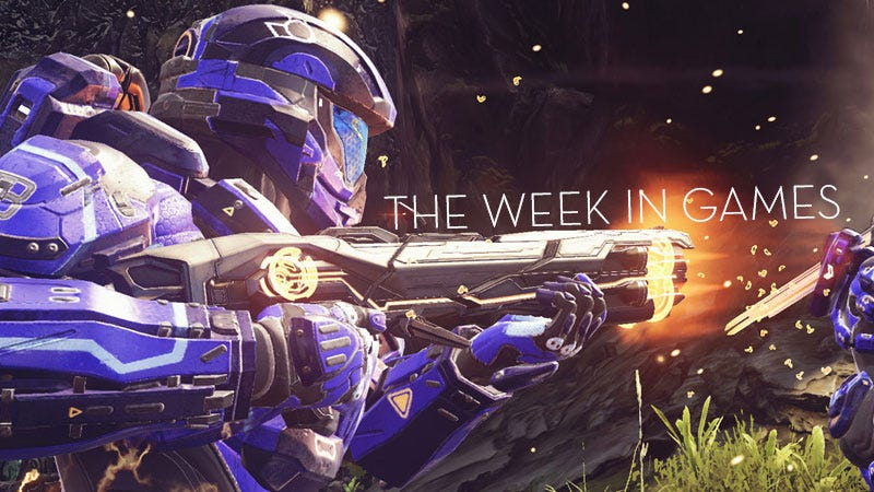 Illustration for article titled The Week In Games: My Little Halo