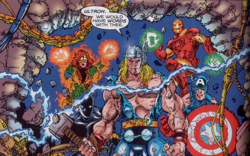 Illustration for article titled What is The Greatest Marvel Comics Story Of All Time?