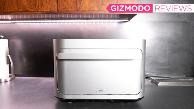 Who Microwaved Fish? : This Smart Oven Humiliated Me