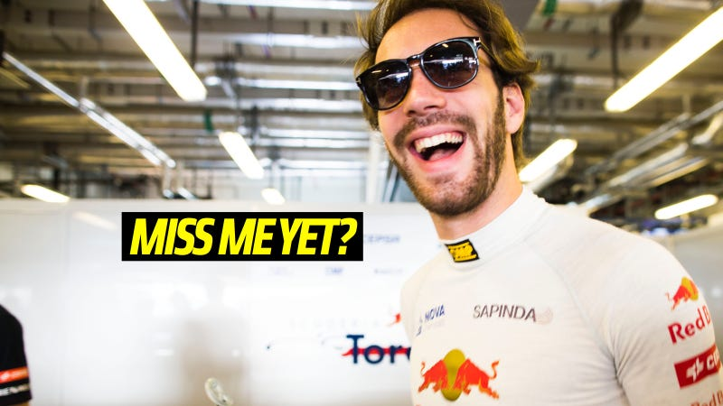 Illustration for article titled Jean-Éric Vergne To Toro Rosso: PFFFFFTTTT!