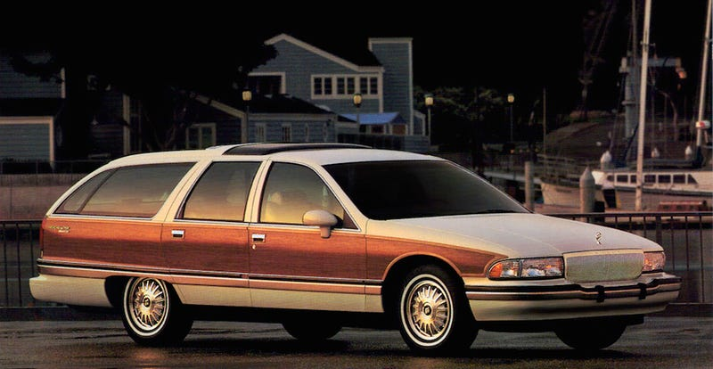 the 1991 buick roadmaster reeks of new england charm
