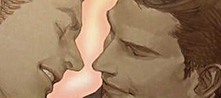 Illustration for article titled Your Spike/Angel Slash Just Became Canon (Kinda)