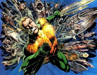 Illustration for article titled Why Is Warner Bros. Developing TWO Aquaman Scripts?