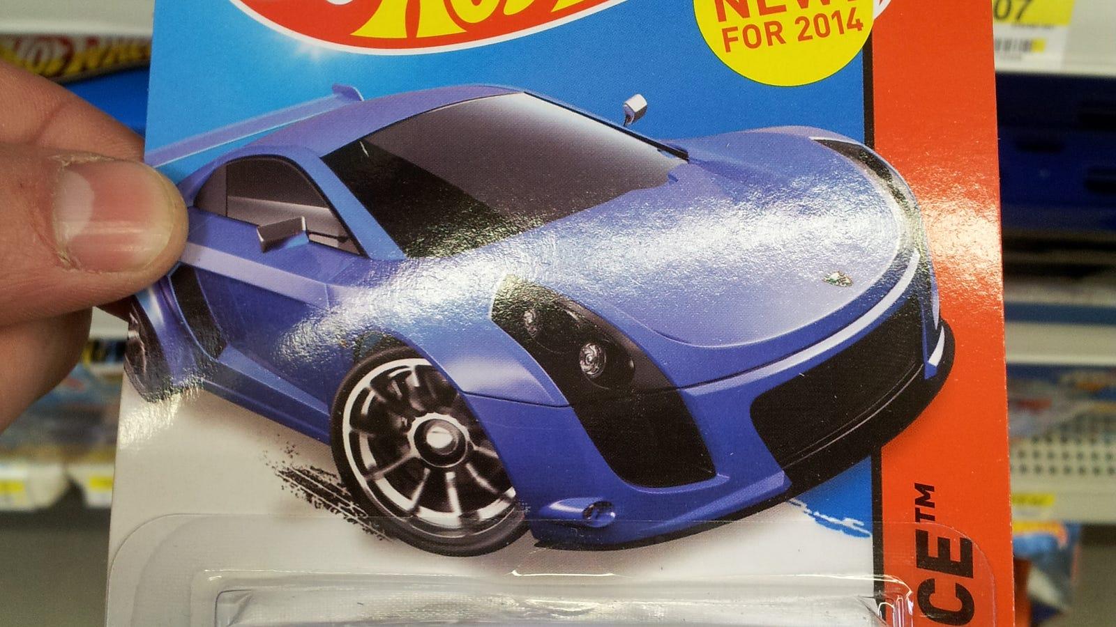 Hot Wheels Mexican Sports Car Edition
