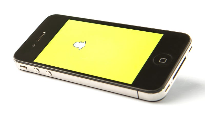 Illustration for article titled Leaked Snapchat Code Hints at New Voice and Video Chat Features