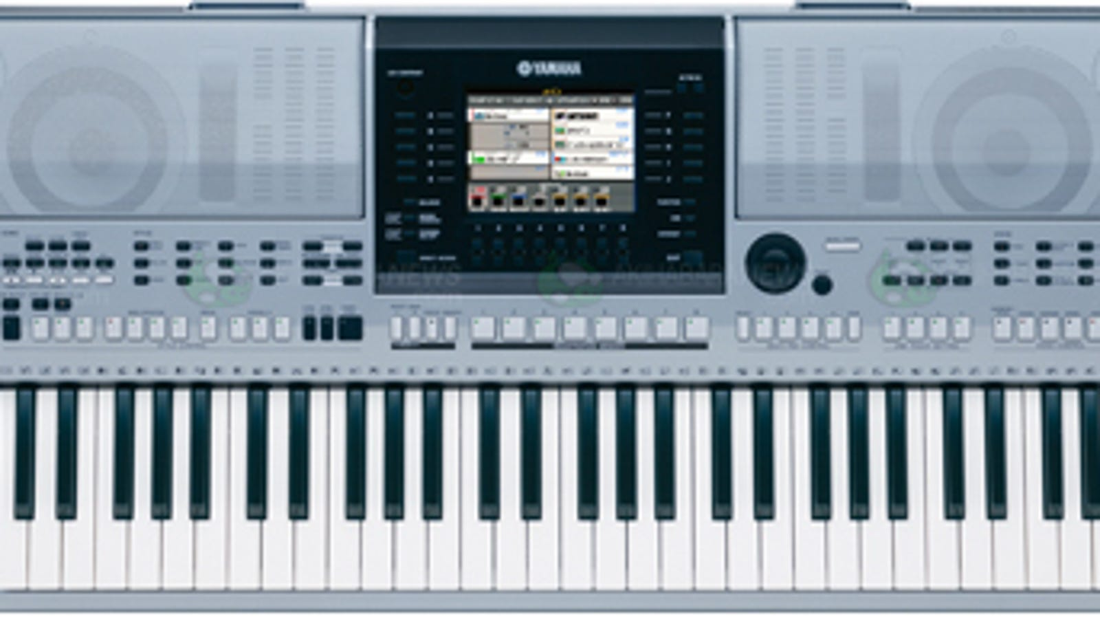 Yamaha Psrew Functions
