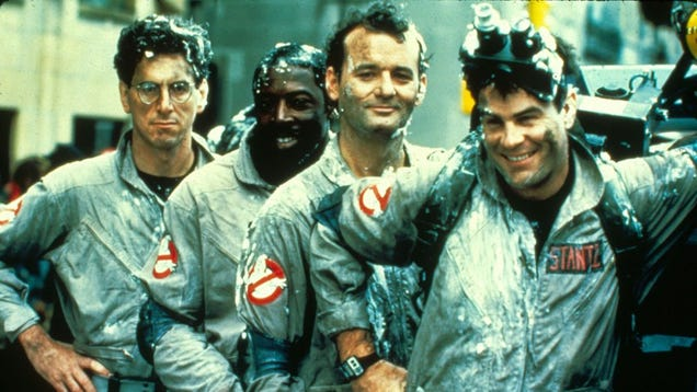 A New Ghostbusters Movie, Set in Same World as the Original Film, Is Headed to Theaters
