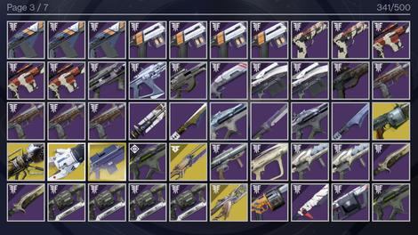 The Best Guns In Destiny 2: Forsaken