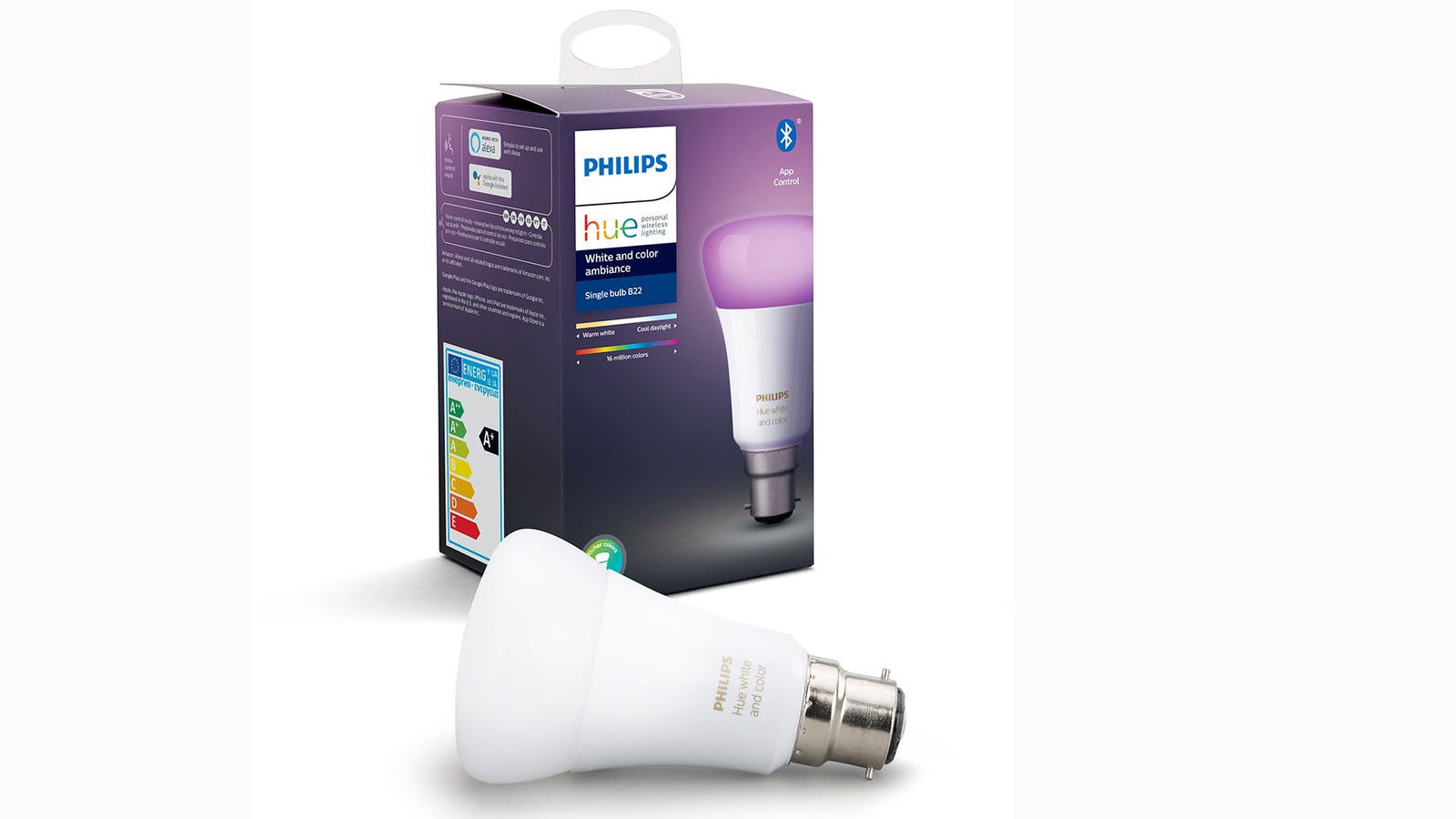 Philips Announces Hue with Bluetooth Bulbs That Don't Need a Hub