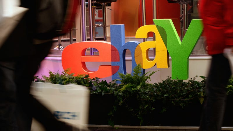 eBay Is Suing Amazon Over Claims It Engaged in Illegal 'Conspiracy