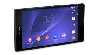 Illustration for article titled Sony's Xperia T2 Ultra: 2014′s First Gigantaphone