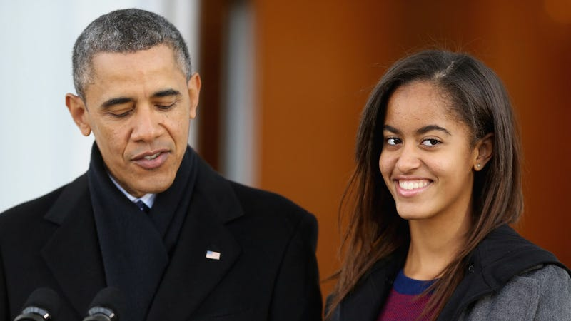 Illustration for article titled Your July 4th Open Thread: Happy Sweet Sixteen Malia Obama!