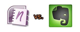 Illustration for article titled Battle of the Desktop Note-Taking Apps: OneNote vs. Evernote