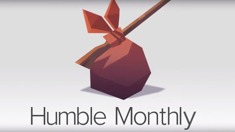 Illustration for article titled New Humble Bundle subscription service will just send games directly to you