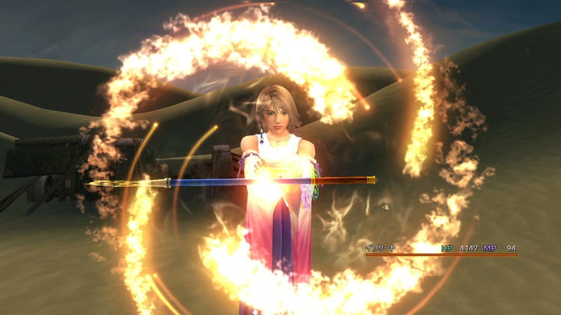 Illustration for article titled New Final Fantasy X/X-2 HD Screenshots Show A Shiny World