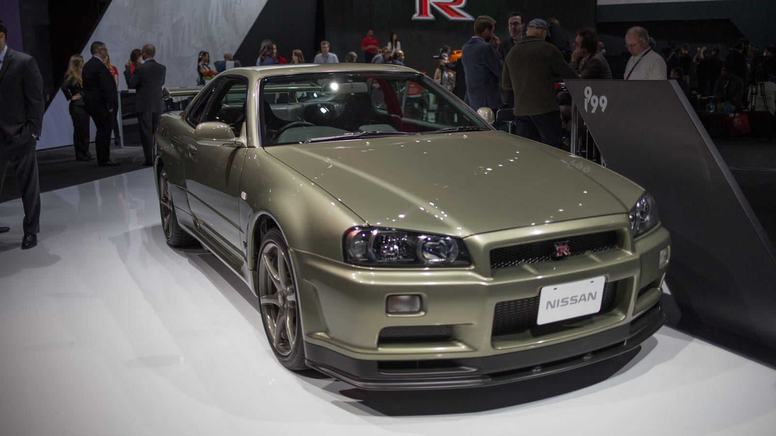 nissan is making parts again for the r34 skyline you. Black Bedroom Furniture Sets. Home Design Ideas