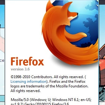 Illustration for article titled Firefox 3.6 Release Candidate 2 Available for Download