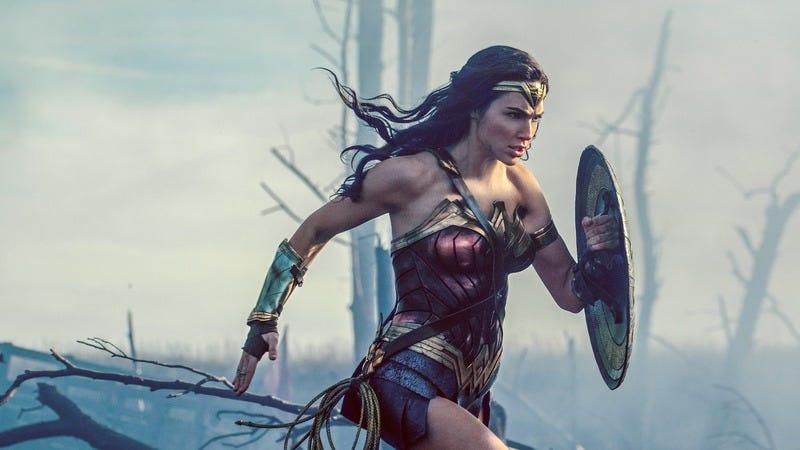 Wonder Woman (Photo: Clay Enos)