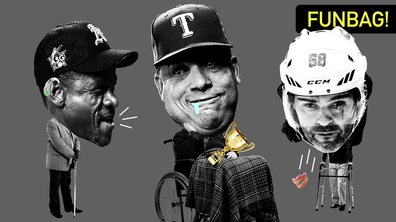 Illustration for article titled Who Is The Greatest Old-Ass Athlete?