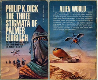 Illustration for article titled What's Wrong With This Philip K. Dick Book Cover?