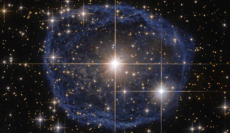 Image: ESA/Hubble & NASA, Acknowledgement: Judy Schmidt.