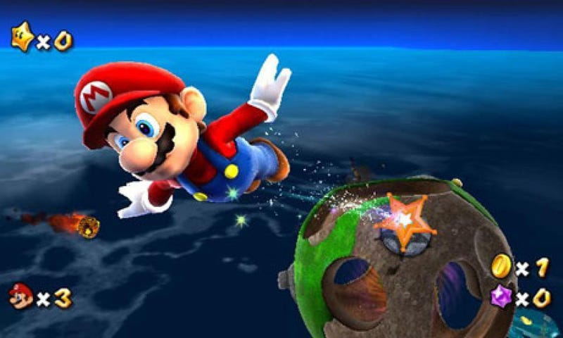Illustration for article titled Physics Students Scrutinize Planetary Stability In Super Mario Galaxy