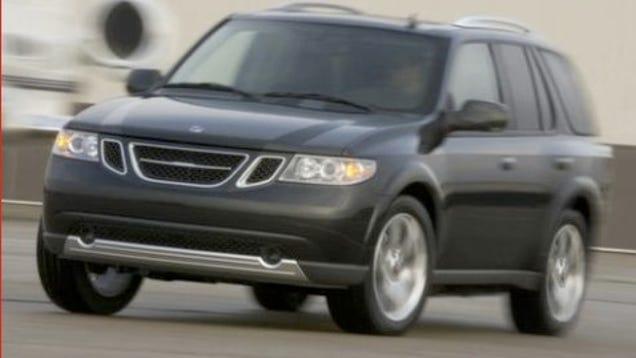 GM Introduces Saab 9-7x Aero; Gets Bigger V8, Still Not ...