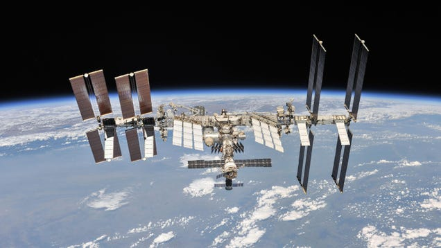 Russia Threatens to Leave ISS Because U.S. Sanctions Are Actually Working