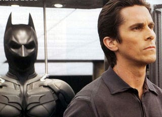 Illustration for article titled Christian Bale Looks Bat-rophied