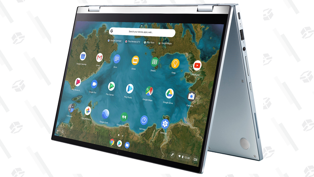 Get This Asus 2-In-1 Chromebook for $329 and Get the Best of Both Worlds