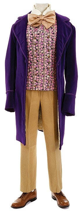 Illustration for article titled Have a spare $40k? You could buy Gene Wilder's Willy Wonka costume